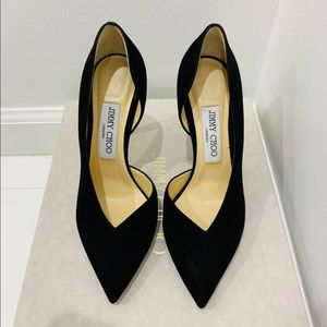 Jimmy Choo NEW pump Sz 36 retail $675 heel
